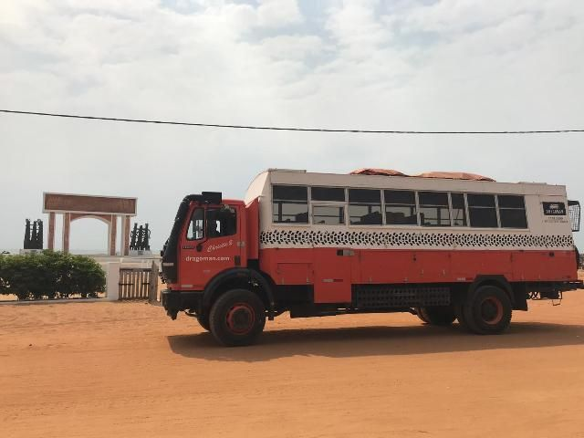 Read the latest from our epic Western Trans Africa