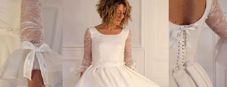 Mariée - ATI Paris - Robe de mariée