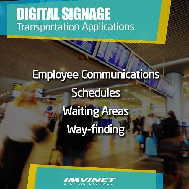 Digital communication and interactive technologies provide important platforms for efficient communications in transport environments. Electronic screens allow airports train stations bus stations and other means of transport to communicate effectively with travelers providing up-to-date travel conditions as well as emergency notifications. Digital communication is also effectively used as a network that provides new sources of revenue for transportation. For more information write to us via…