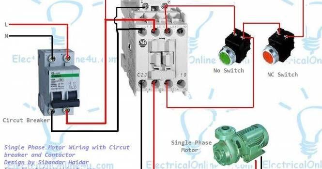 15 contactor wiring diagram  circuit diagram simple
