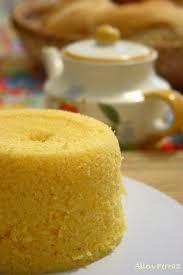 Cuscuz com manteiga... eh... bom dia!