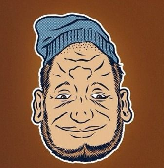 Happy and Sad Upside Down Face Optical Illusion - http://www.moillusions.com/happy-and-sad-upside-down-face-optical-illusion/?utm_source=Pinterest&utm_medium=Social