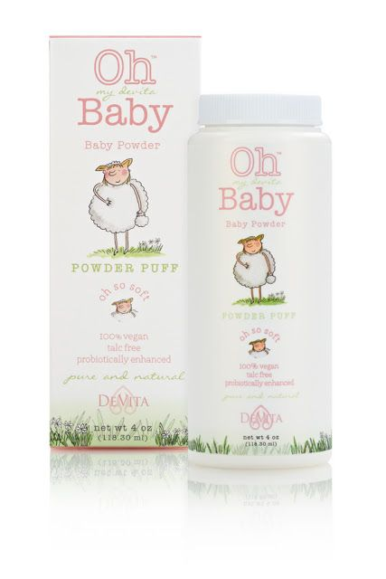 Oh My DeVita Baby on Packaging of the World - Creative Package Design Gallery