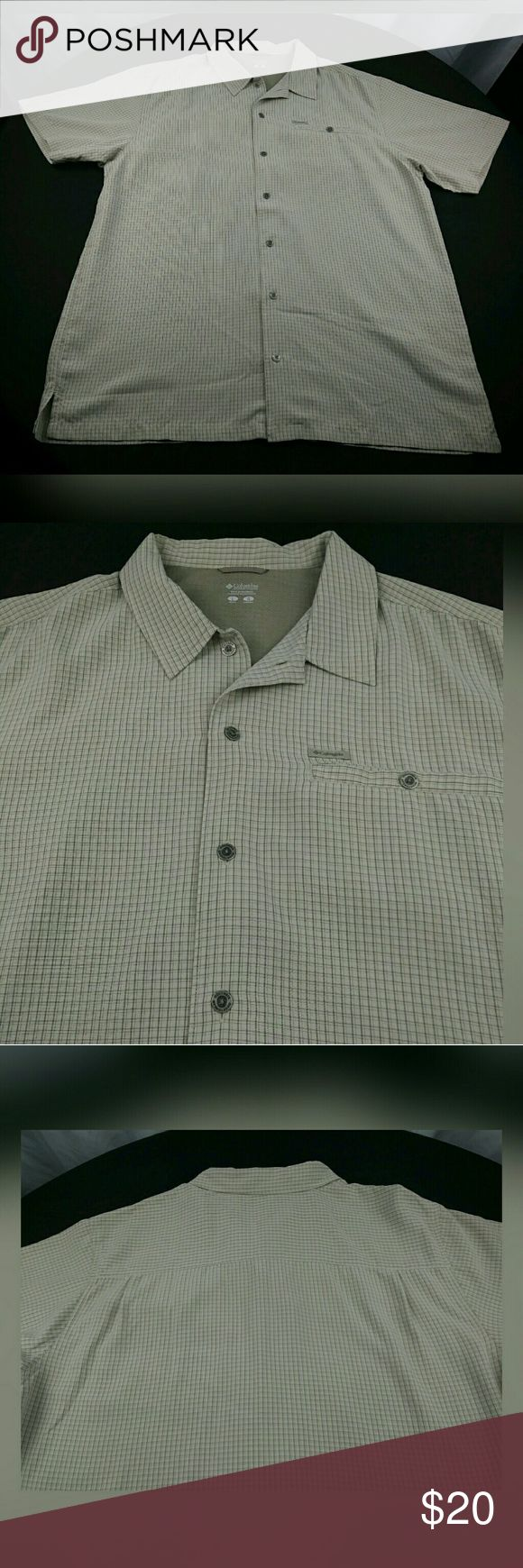 Columbia Sportswear Fishing / Hiking  Omni-Shade New without tags no defects or signs of damage . Columbia Shirts Casual Button Down Shirts