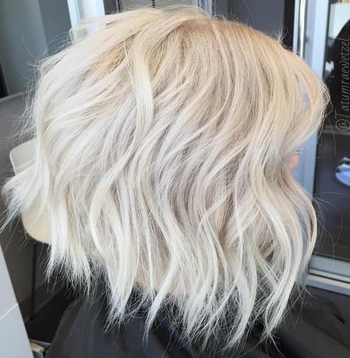 short and long hair styles 25 best ideas about wavy bobs on wavy bob 5996 | 938f5f5996d81cf331799ee28b11ef86