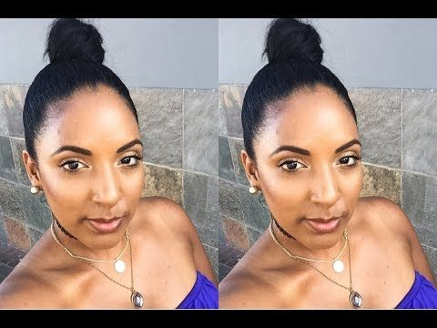 GRWM : My Everyday Look 2016 | Canvas Fashions - South African Beauty Blogger - YouTube