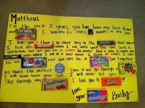 One Month Anniversary Quotes For Boyfriend With Candy. QuotesGram