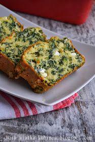 Moja slatka kuhinja: Pita od spanaca i fete
