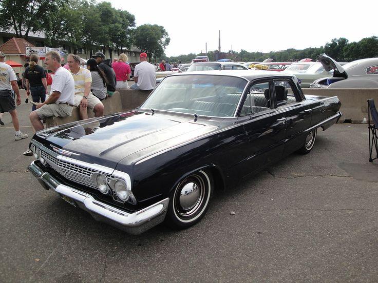 1963 - Chevrolet Biscayne - front side