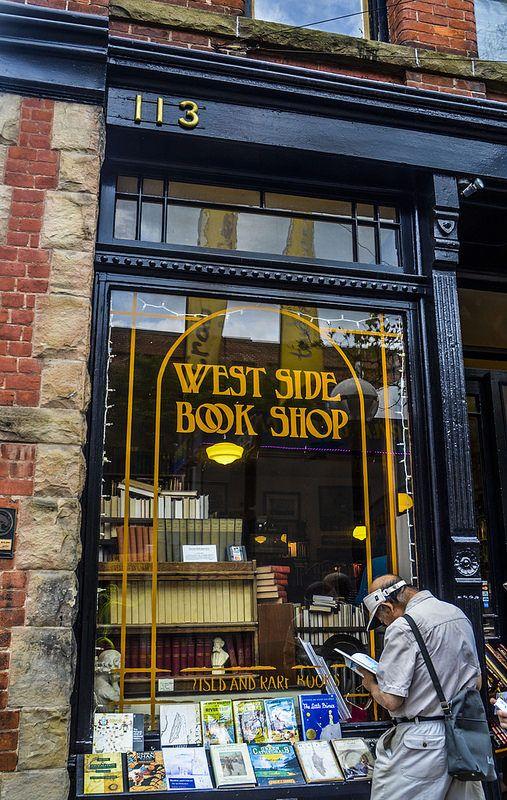 West Side Book Shop, Ann Arbor, Michigan