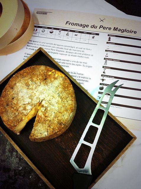 Se reinicia el verano, en esta su etapa final, en El Jardín de Orfila, donde su nuevo chef, Rubén Arnanz, recibía el buen tiempo con la nueva carta Colección Verano 2013. #tablapizarra #cook