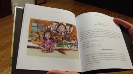 Nesta obra as crianças viajam pela geografia e pela história, para abrir o espírito e os seus horizontes a outras culturas, de modo a que a tolerância ganhe forma, motivando-as e estimulando-as a abrir novos caminhos para a compreensão da leitura e também da própria vida» Tania Estrada Morales  Ilustrações de Nuno Quaresma  Link para ter este Livro  http://www.artelogy.com/pt/store/tania-estrada-morales-sonha-com-lucy