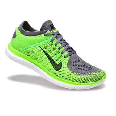 NIKE FREE Flyknit Indoor sports hiking Tennis shoes Women's&Men's Shoes  00012