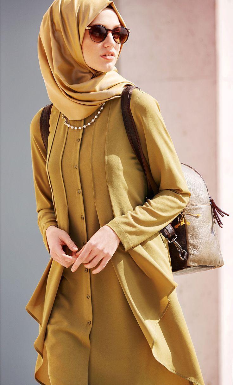 Hijab Fashion 2016/2017: Tuğba Store | Tesettür Giyim Tesettür Elbise Pardesü Manto Online Alışveriş