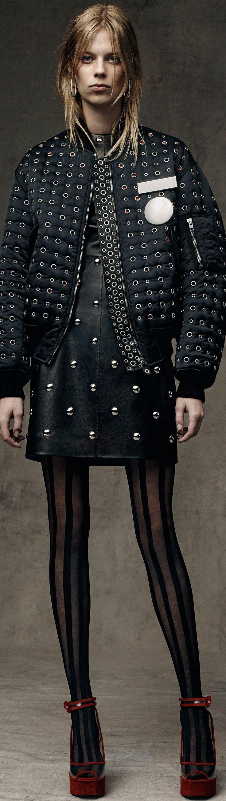Studs rivets fashion style inspiration