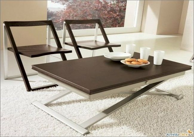 Convertible coffee table ikea table designs plans for Ikea table convertible