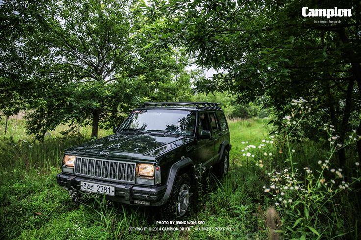 #Campion_Jeep Cherokee Camping car 캠피언 캠핑동회 지리산 야영지 답사, 지프 체로키, 캠핑, 오토캠핑