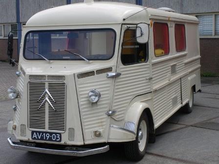 Citroën HY-vereniging 'le Camion' -HY te koop aangeboden- HY te koop Gevraagd-
