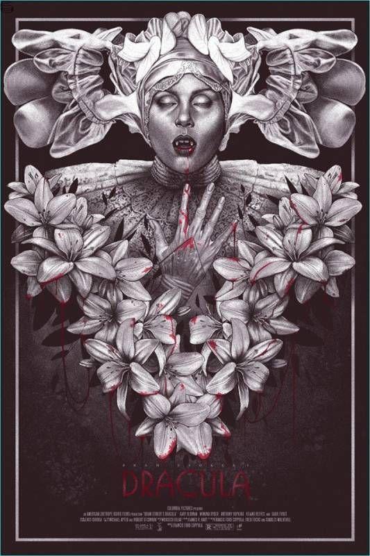 Bram Stoker's Dracula 17 Deck - 1st