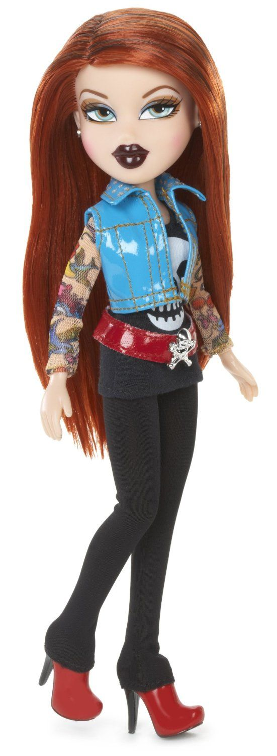 Uncategorized Bratz Girl 61 best bratz dolls images on pinterest monster high amazonsmile totally tattood doll meygan toys games