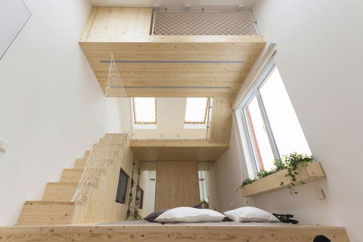 Galería de Dormir y Jugar / Ruetemple - 21