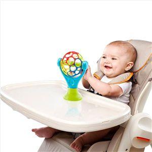 Bright Starts Grip Play Çıngıraklı Mama Sandalyesi Oyuncağı Dünyanın önde gelen markalarından Bright Starts bebeklerinizi eğlenceli oyunlar ile gelişmeye davet ediyor birbirinden şık ve muhteşem ürünleri mağazalarımızdan temin edebilirsiniz