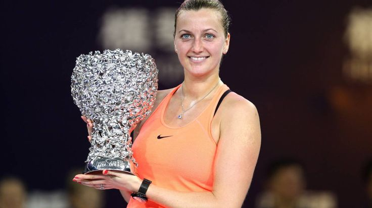 """""""It was an amazing week for me. @WTAEliteTrophy is a great event!"""" -@Petra_Kvitova ...Via AS Más Deporte  ·    TENNIS (ELITE TROPHY ZHUHAI) 
