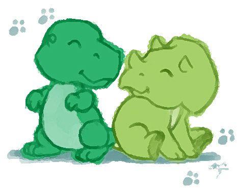 Cute Dinosaurs tattoo?