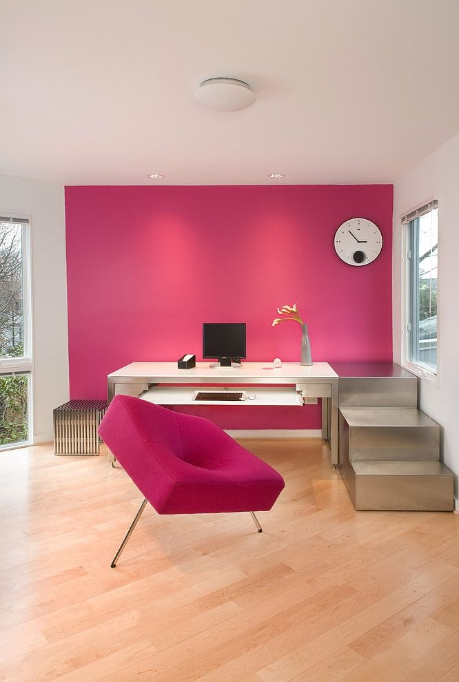 154 best Pink Office Spaces images on Pinterest  Office