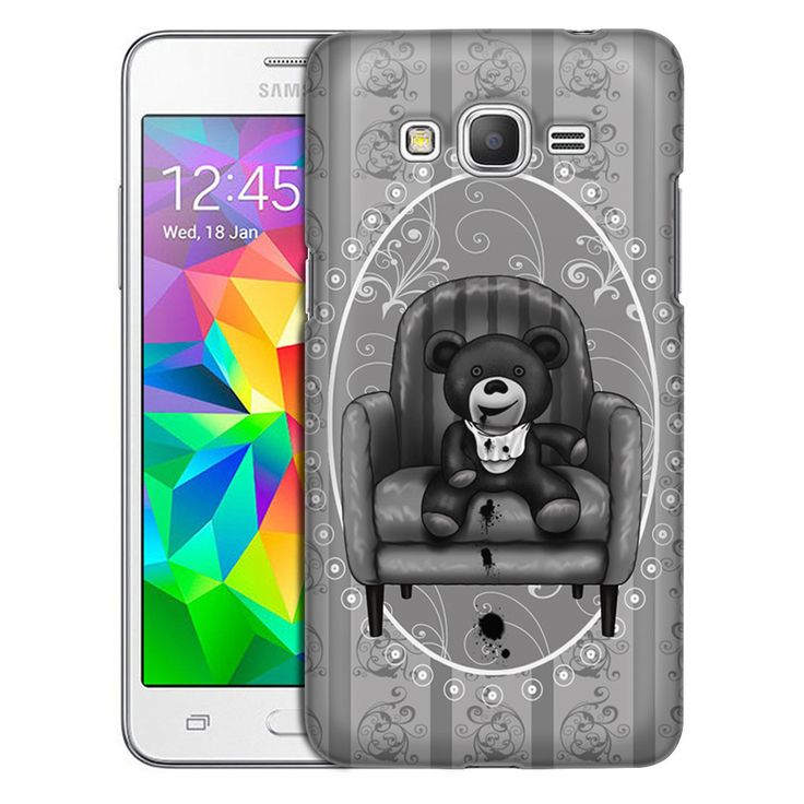 Samsung Grand Prime Scary Stitched Doll Case