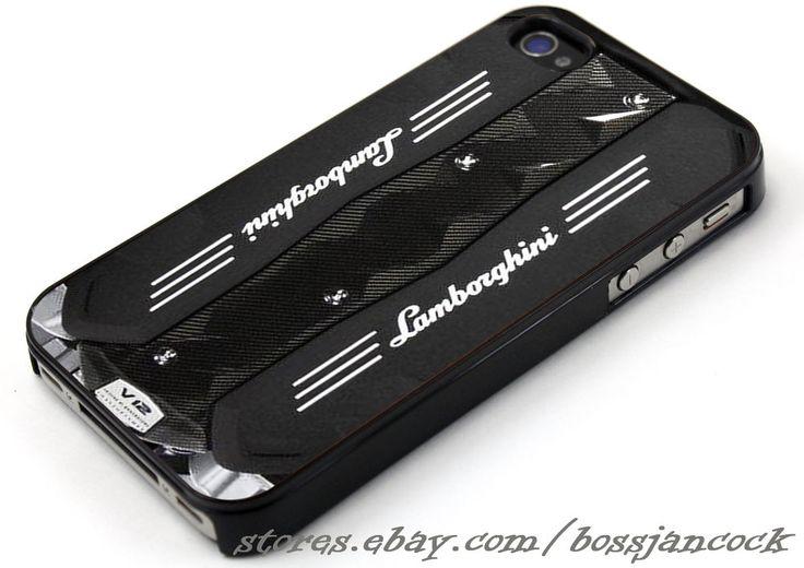 Lamborghini New V12 Engine iPhone 4 4s 5 5s 5c 6 6 plus, Samsung Galaxy Case #UnbrandedGeneric