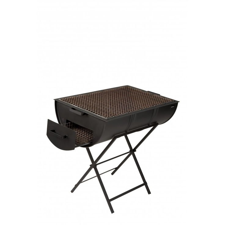 Drumbecue Original Half Charcoal BBQ Drum Grill - Drumbecue from Drumbecue UK