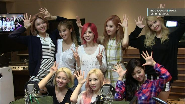 150711 Sunny's FM Date – SNSD