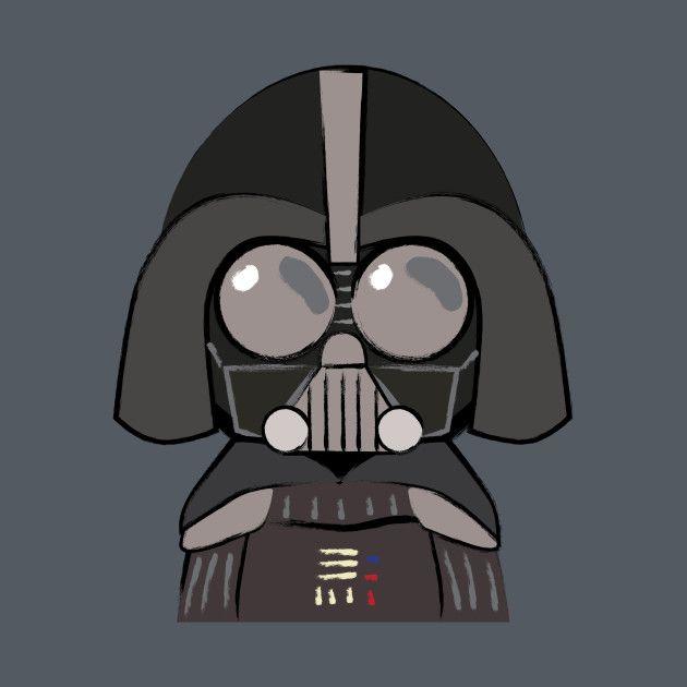 Awesome 'Darth+Vader' design on TeePublic!