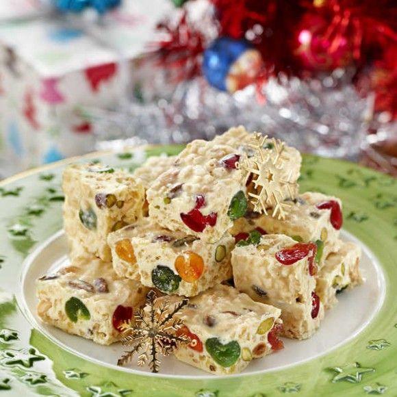 Collect this White Chocolate Christmas recipe by Cadbury Kitchen. MYFOODBOOK.COM.AU | MAKE FREE COOKBOOKS