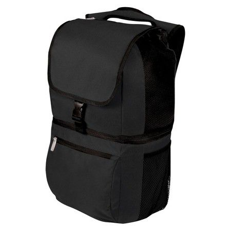 Picnic Time Zuma Insulated Backpack Cooler - Black : Target