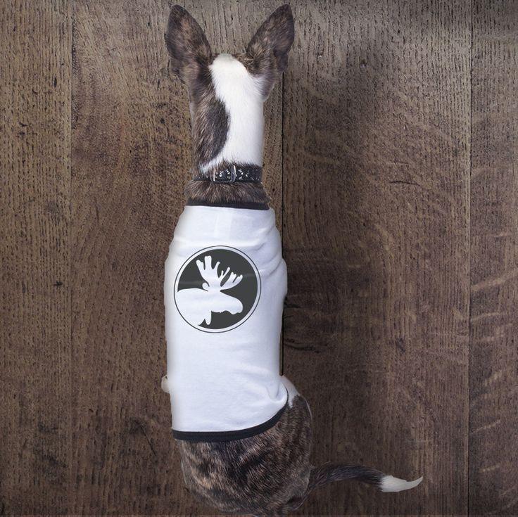 Moose | Baby Rib Dog T