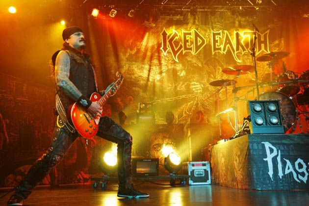 Iced Earth Reveal 'Incorrputible' Album Art, Track Listing + Release Date  Iced Earth's 12th studio album, 'Incorruptible' now has an album cover, release date + track listing & fans can sink their teeth into a live cut of a new song.    Continue reading…  http://loudwire.com/iced-earth-incorruptible-album/