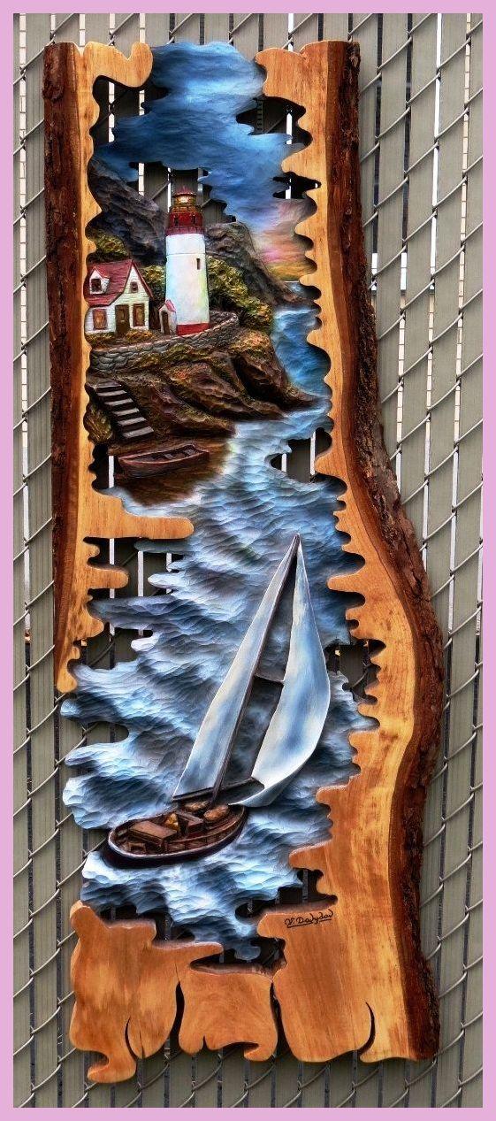 Learn Intarsia Woodworking - Intarsia Woodworking For ...