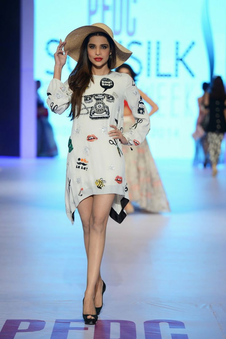 Elan PFDC Sunsilk Fashion Week 2014