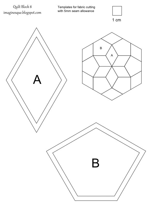 1857 best English Paper Piecing images on Pinterest