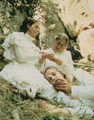 Peter Weir. Picnic at Hanging Rock. Spooky pan pipe soundtrack and unnerving story.