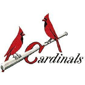 St. Louis Cardinals Script Logo | BrandProfiles.