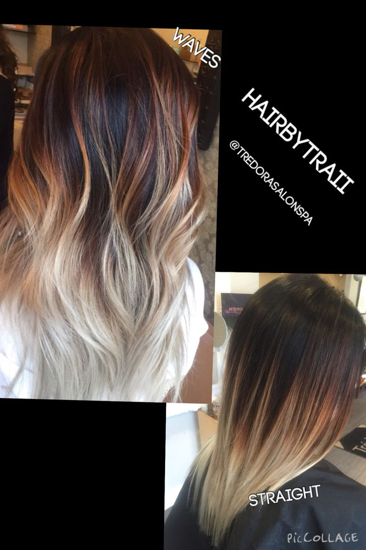 Pin By Tredora Salon And Spa On Hair Color Ideas Hair