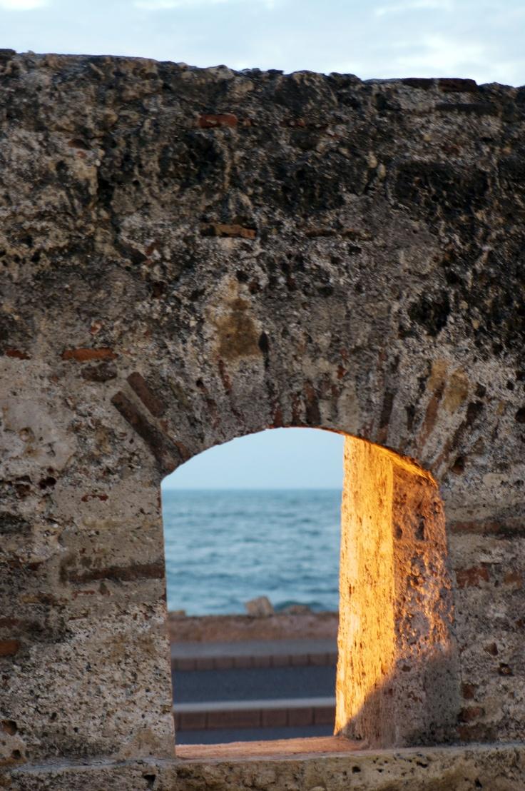 Ciudad murada - Cartagena de Indias