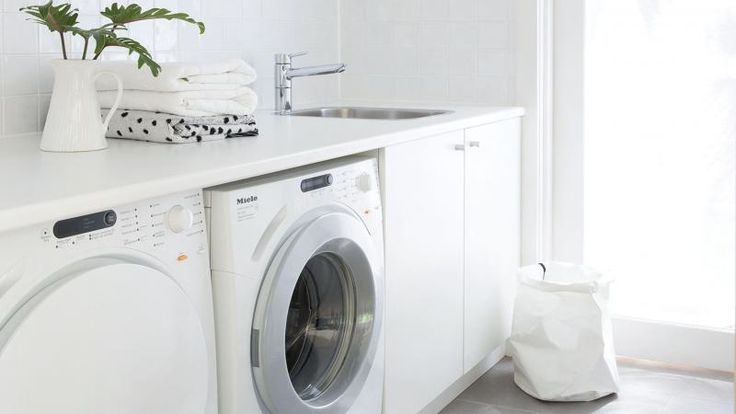 Key Elements For A Stylish & Functional Laundry