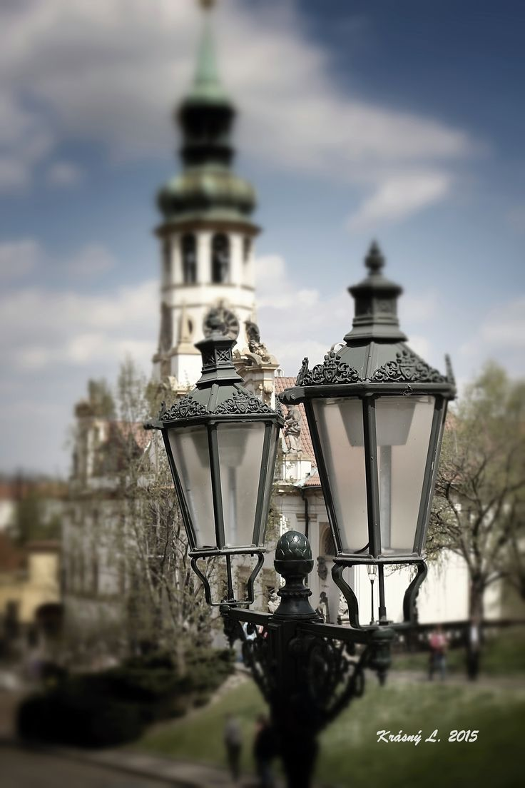 Staré Lampy