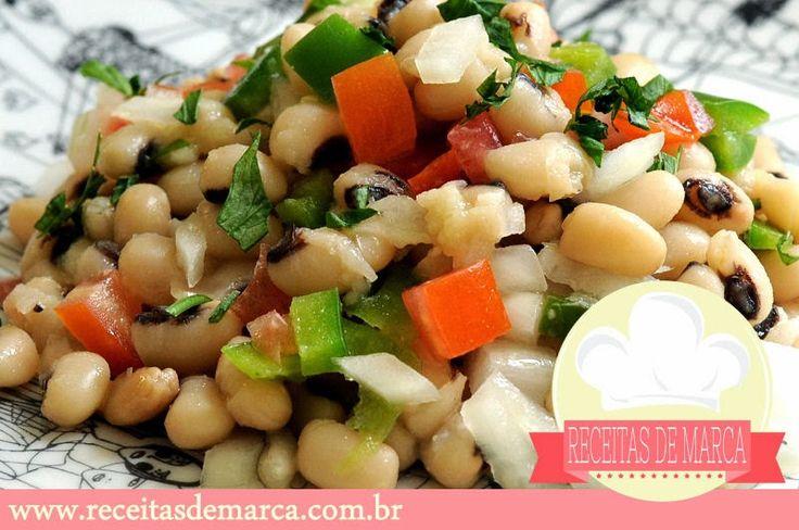 Receitas de Marcas Famosas: Salada de Feijão Fradinho