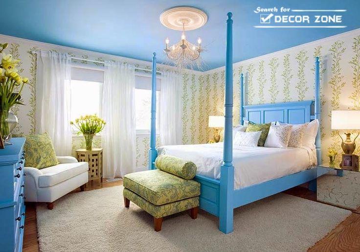 Blaue Schlafzimmer Möbel Blaue Schlafzimmer Ideen Und