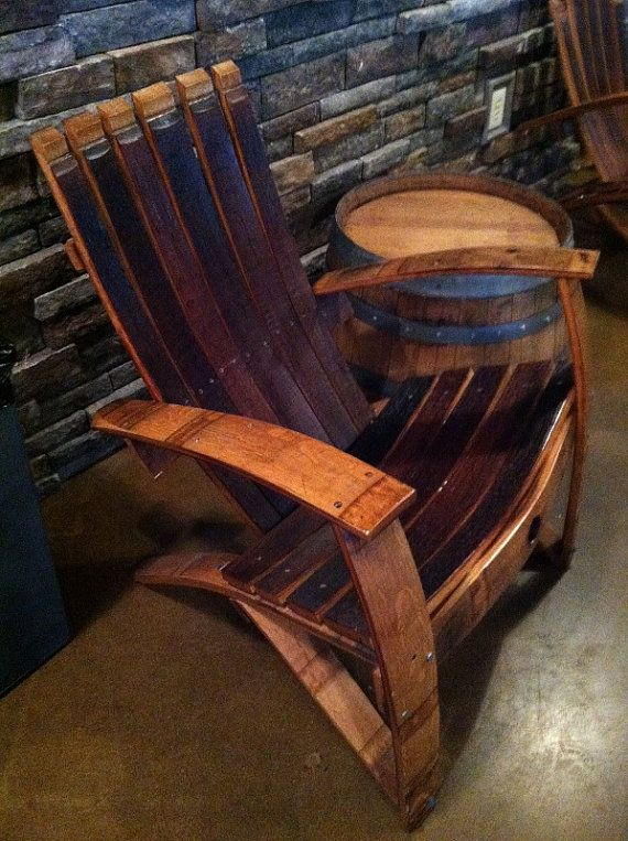 Rustic Adirondack Chair Reclaimed French by GreatLakesReclaimed, $590.00